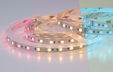 RGB flexible LED Leisten