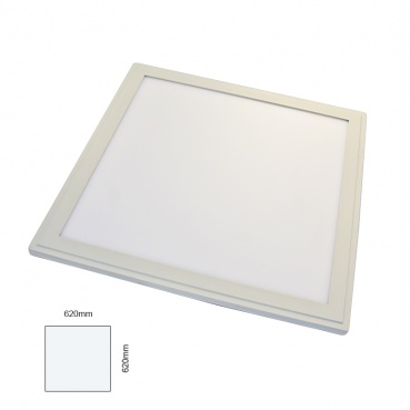LED Panel 62x62 ultraslim 40W 3200lm - warmweiß