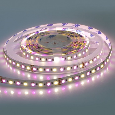 RGB-W LED Strips, 3Chip, 96LEDs/m, - 5m bis 10 m