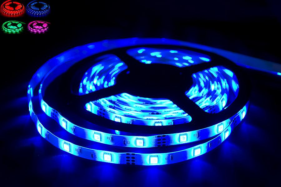 rgb led strips 2000cm 20 m. Black Bedroom Furniture Sets. Home Design Ideas