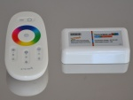 LED RGB Funk-Controller mit Touch-Fernbedienung, Set