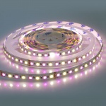 RGB-W LED Strips, 3Chip, 96LEDs/m, Rolle 5m