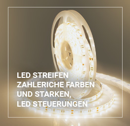 Flexible LED Streifen